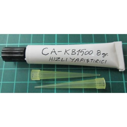 Hızlı Yapıştırıcı (Orta kıvam) 8 gr