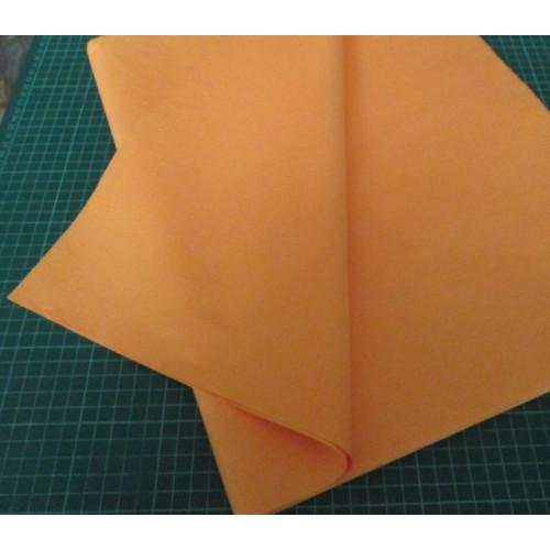 Turuncu Kağıt 40 x 60 cm Kaplama