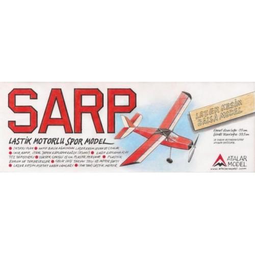SARP Lastik Motorlu Spor Model Uçak