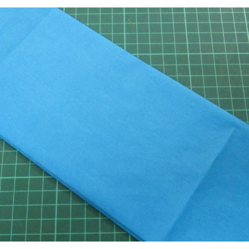 Mavi Kağıt 50 x 65 cm Kaplama