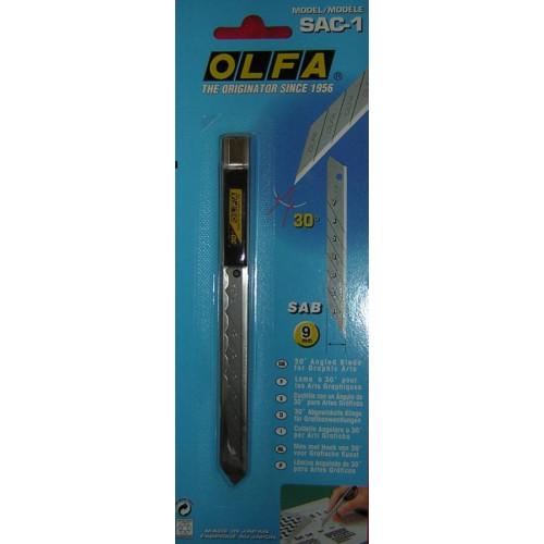 OLFA SAC-1  Maket Bıçağı